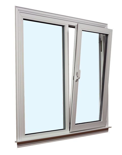 Series 1000 Vinyl Tilt-Turn Window