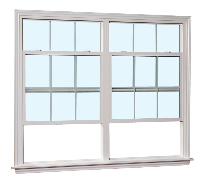 Slim Line Series 6000 Vinyl Single Hung Window