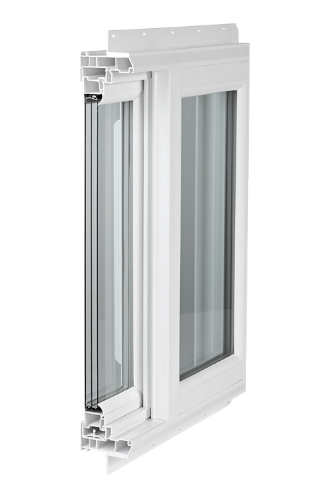 Series 9000 Vinyl Slider Window