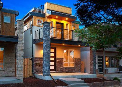 Custom Home Application