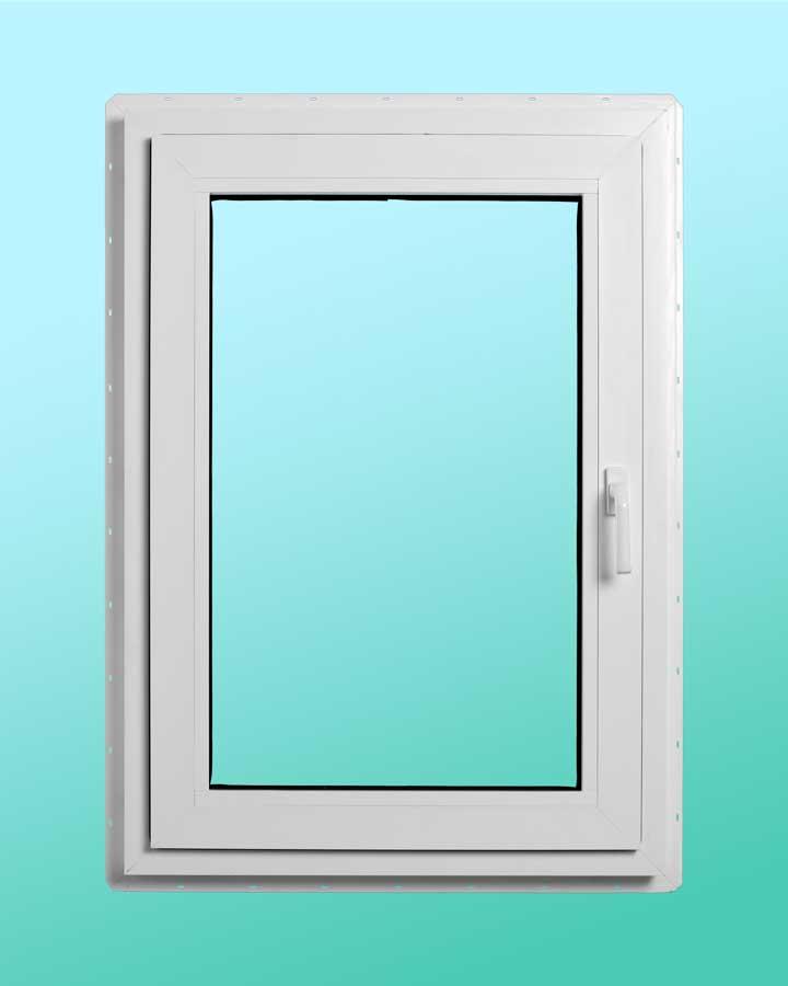 Series 1000 Vinyl Tilt-Turn Window - Interior View