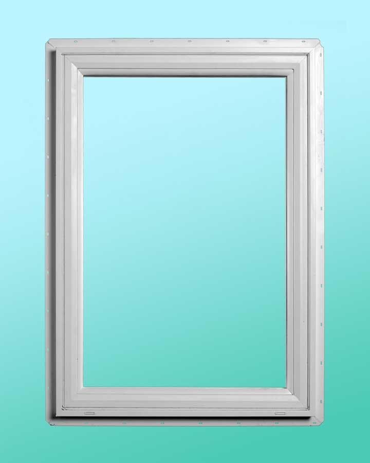 Series 720 Vinyl Awning Windows - Exterior View