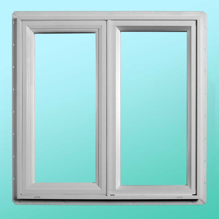 Series 720 Vinyl Casement Windows - Exterior View