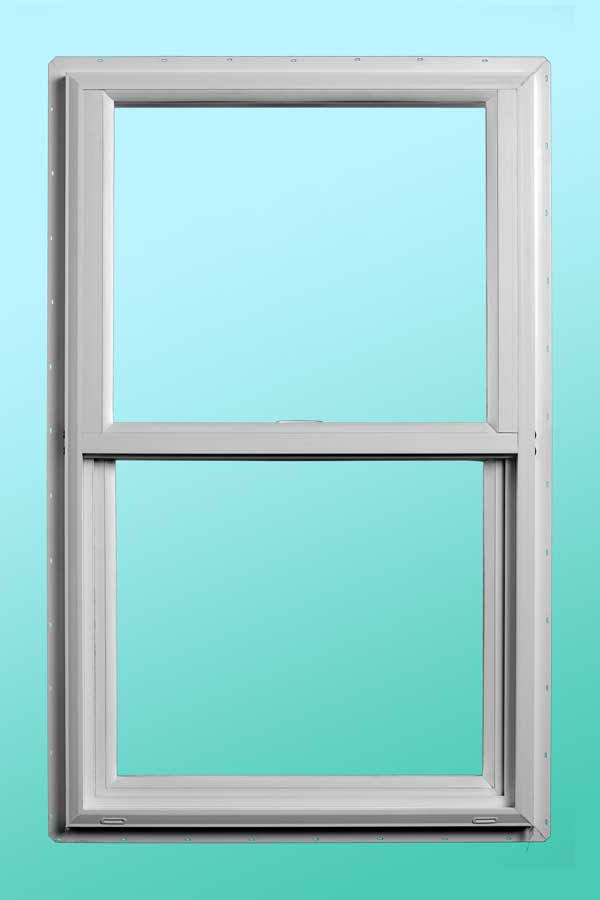 Series 9000 Vinyl Single Hung Windows - Interior View